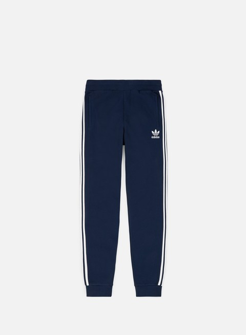 pantaloni adidas originals 3 stripes pant collegiate navy