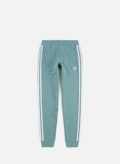 Adidas Originals - 3 Stripes Pant, Vapour Steel