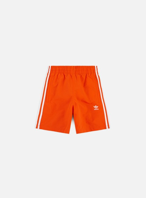 Costumi da Bagno Adidas Originals 3 Stripes Swimshort