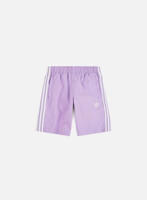 Outlet e Saldi Costumi da Bagno Adidas Originals 3 Stripes Swimshort