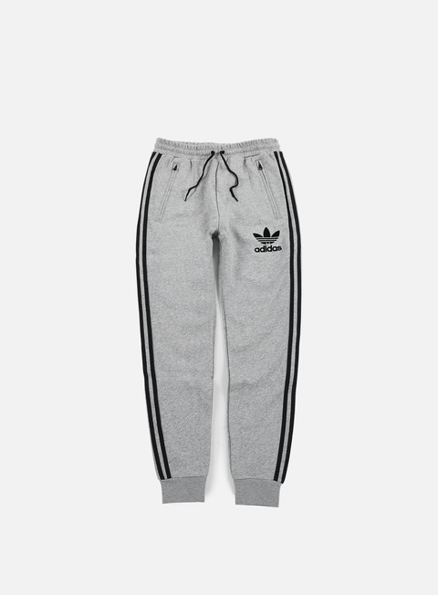 pantaloni adidas originals adc sweat pant core heather