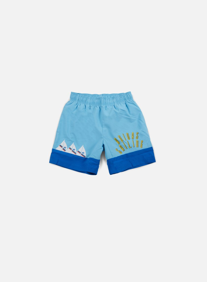 Adidas Originals - Adi Sailing Short, Bluebird