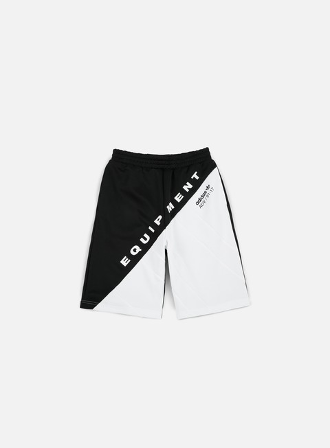 pantaloni adidas originals alder shorts black white