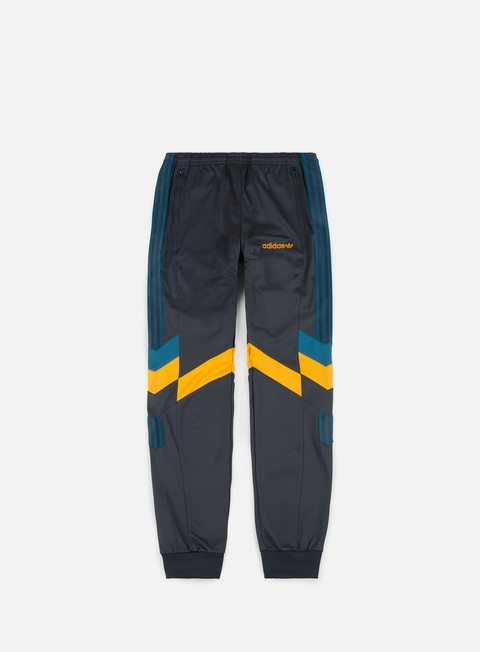 pantaloni adidas originals aloxe track pants carbon collegiate gold