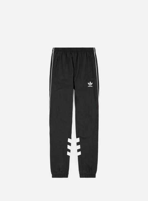 pantaloni adidas originals auth ripstop track pant black