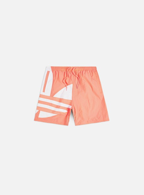 Outlet e Saldi Costumi da Bagno Adidas Originals BG Trefoil Swimshorts