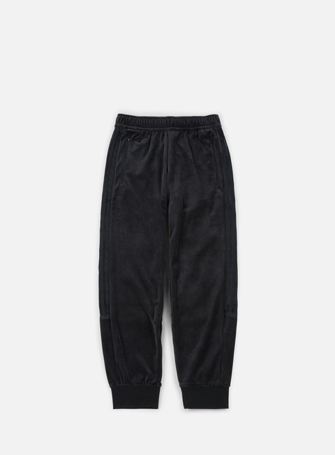 pantaloni adidas originals challenger track pants black