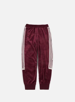 Adidas Originals - Challenger Track Pants, Maroon 1