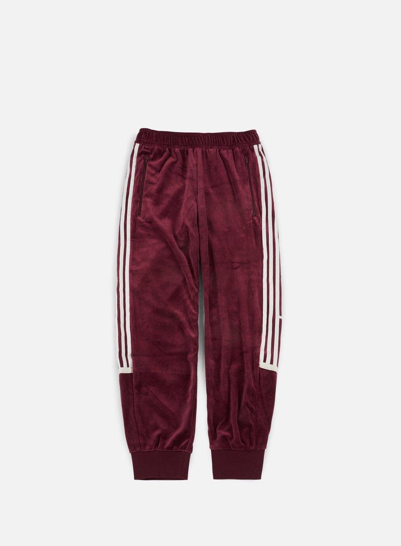 Adidas Originals - Challenger Track Pants, Maroon