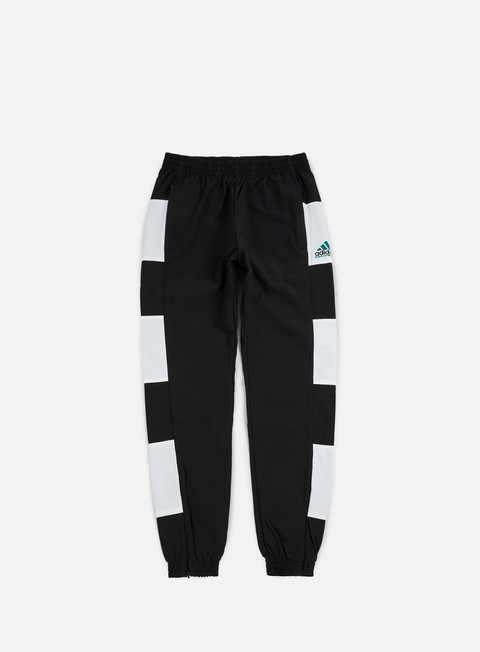 pantaloni adidas originals eqt 1to 1 track pant black white