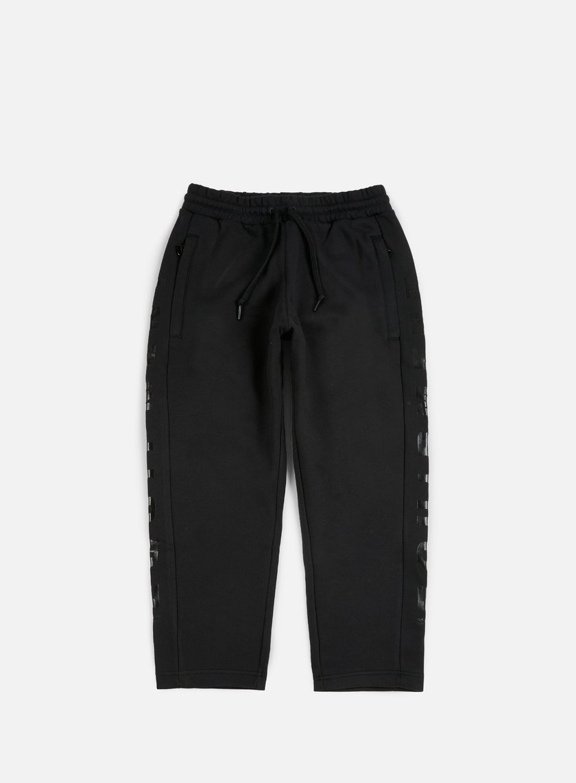 pantaloni tuta 7/8 uomo adidas