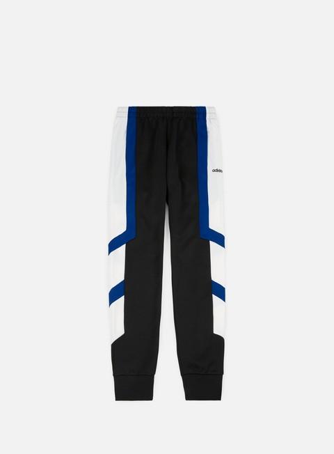 pantaloni adidas originals eqt block track pant black
