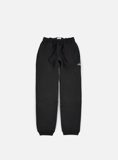 pantaloni adidas originals eqt sweat pants black