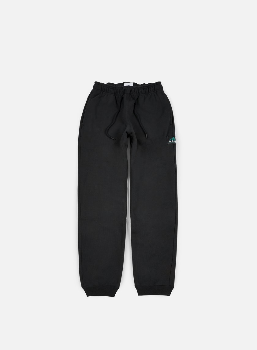 Adidas Originals - EQT Sweat Pants, Black
