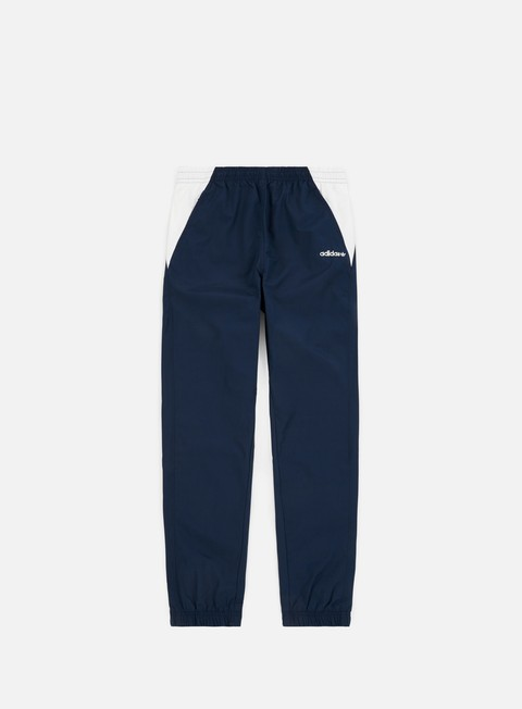 pantaloni adidas originals eqt warm up pant collegiate navy