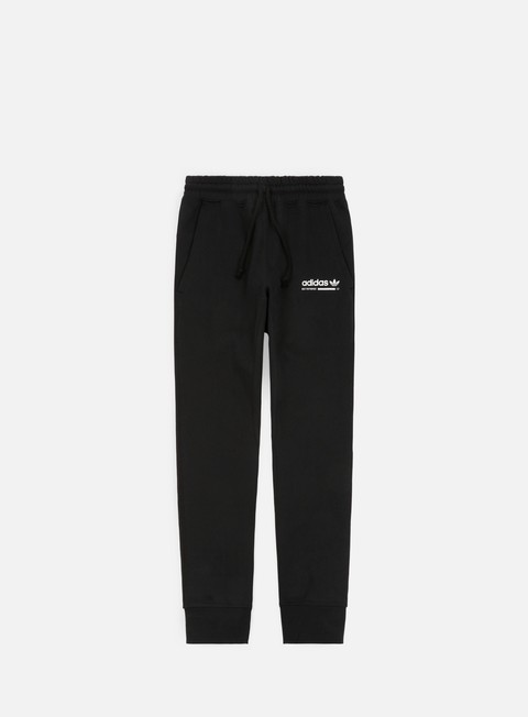 pantaloni adidas originals kaval sweatpant black