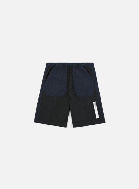 pantaloni adidas originals nmd short black lush blue