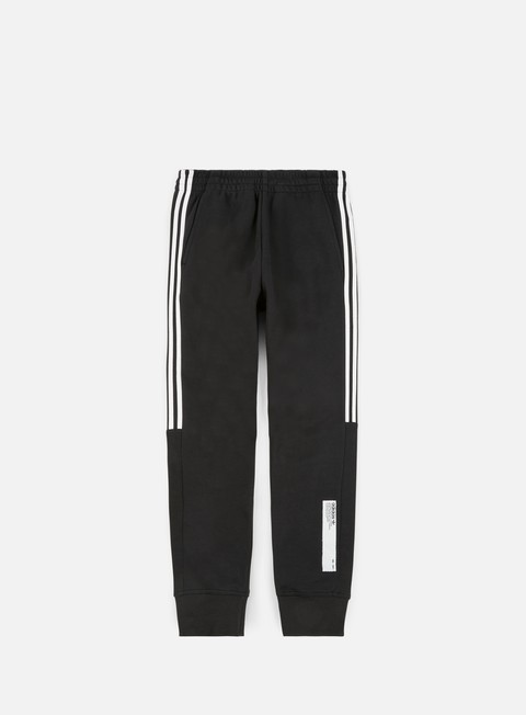 pantaloni adidas originals nmd sweat pant black