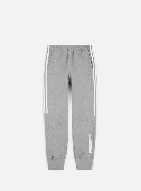 pantaloni adidas originals nmd sweat pant core heather