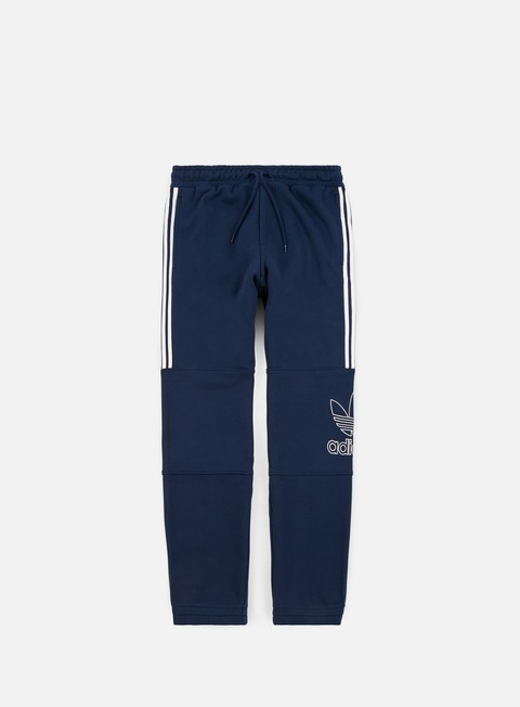 pantaloni adidas originals outline pant collegiate navy