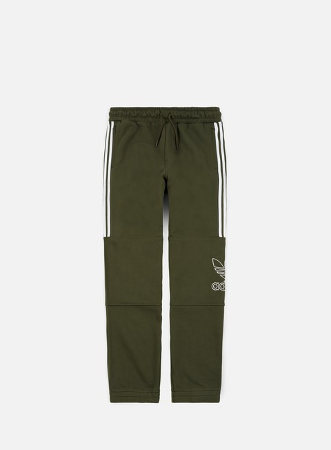 pantaloni adidas originals outline pant night cargo