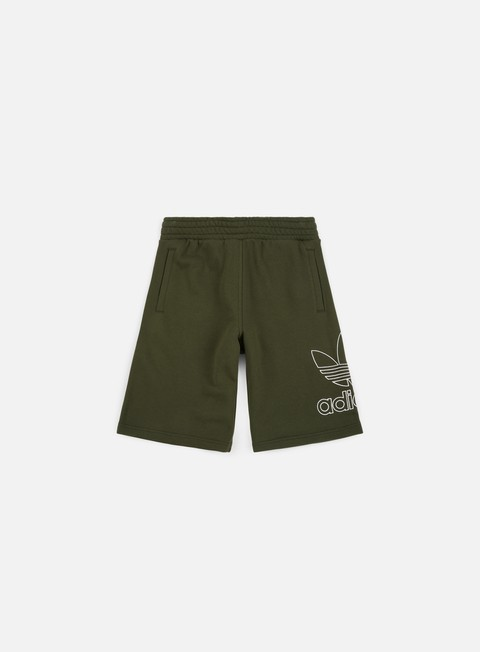 pantaloni adidas originals outline short night cargo