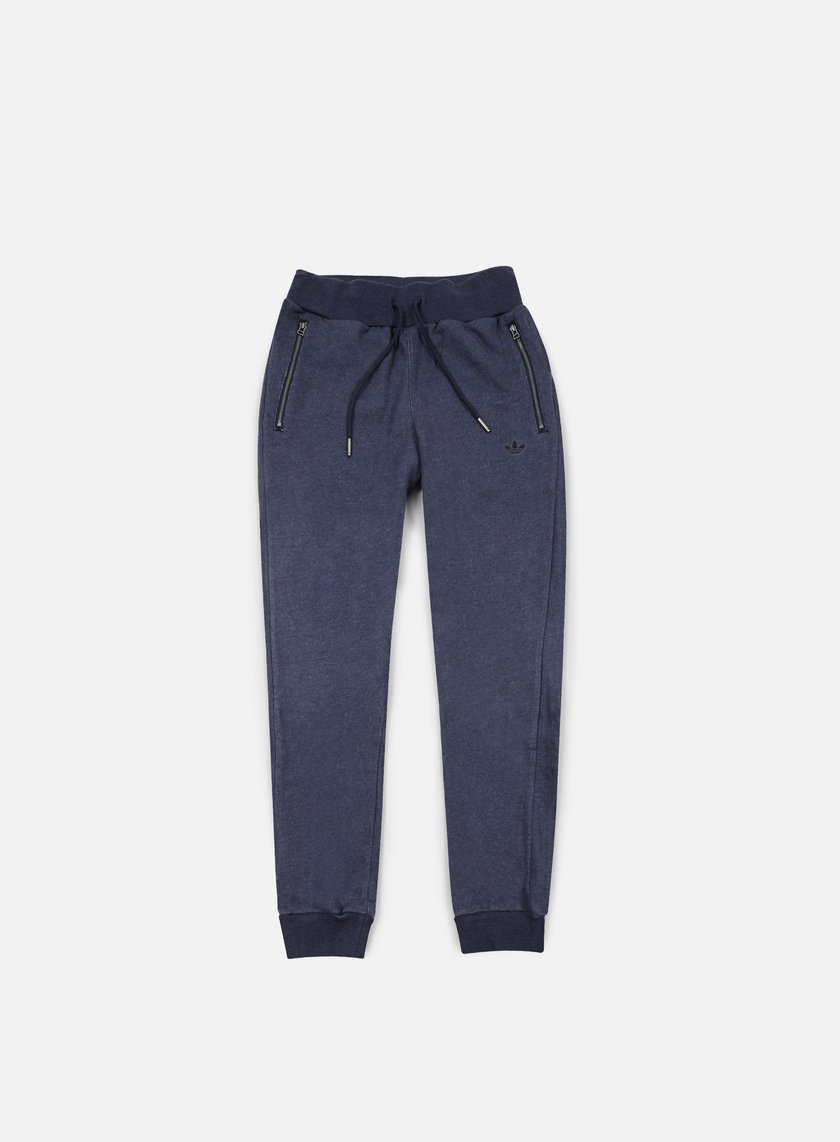 Adidas Originals - Premium Essentials Slim Track Pant, Collegiate Navy Melange