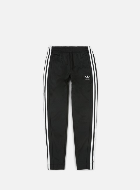 pantaloni adidas originals snap pant black
