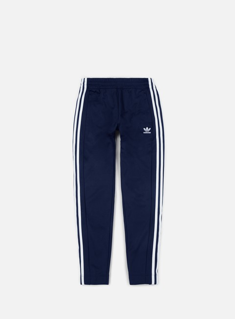pantaloni adidas originals snap pant collegiate navy