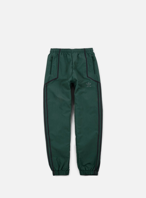 Adidas Originals - Taped Wind Pant, Green Night