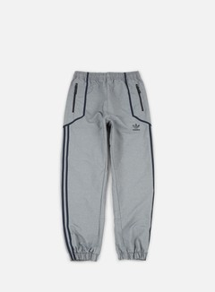 Adidas Originals - Taped Wind Pant, Medium Grey Heather 1
