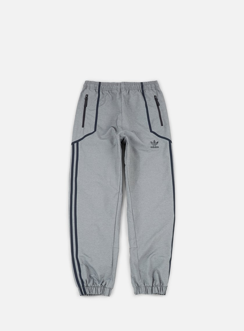 Adidas Originals - Taped Wind Pant, Medium Grey Heather