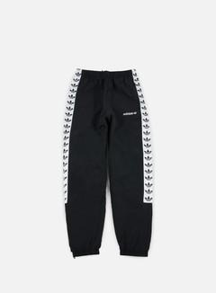 Adidas Originals - TNT Trefoil Wind Pant, Black/White 1