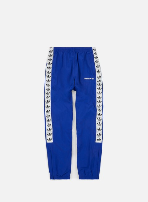 pantaloni adidas originals tnt trefoil wind pant bold blue