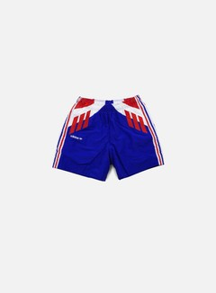 Adidas Originals - Tri Colore Short, Bold Blue/Multi