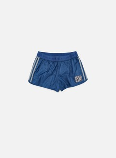 Adidas Originals - WMNS Pharrell Williams Hu Race Shorts, Night Marine 1