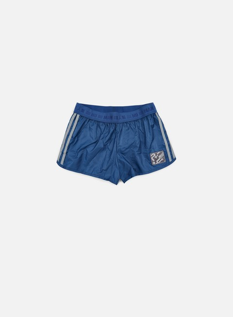 pantaloni adidas originals wmns pharrell williams hu race shorts night marine