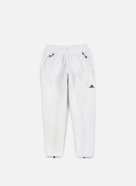 pantaloni adidas originals wmns zne tapp pant white