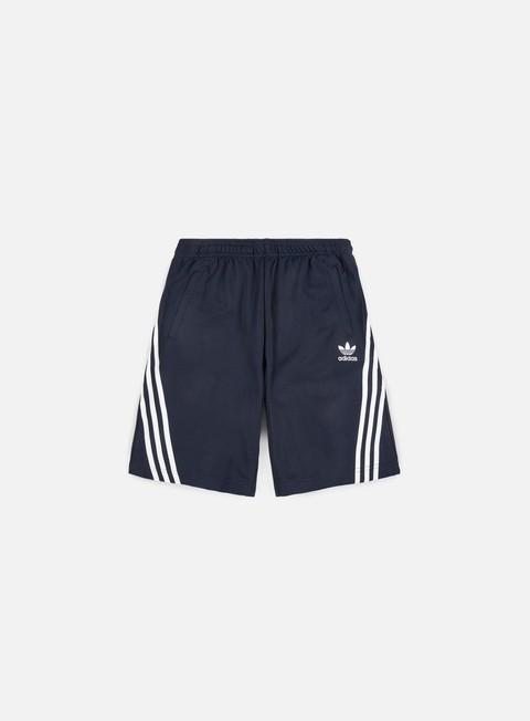 pantaloni adidas originals wrap short legend ink white