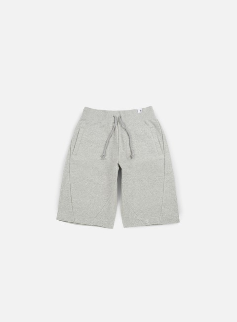 pantaloni adidas originals xbyo shorts medium grey heather
