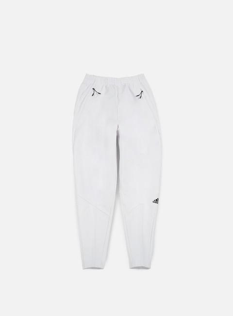 pantaloni adidas originals zne pant white