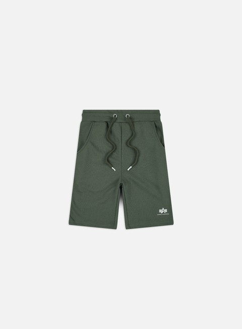 Alpha Industries Basic Small Logo Shorts