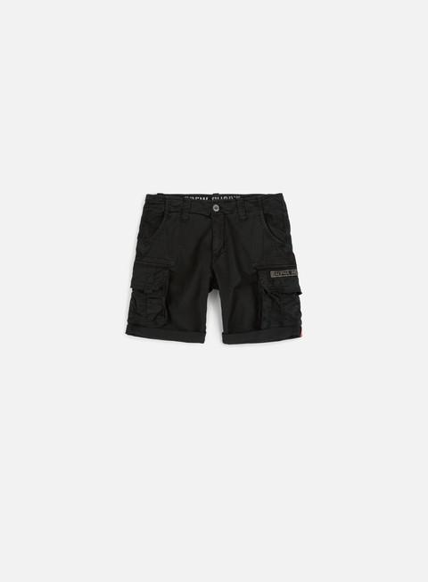Pantaloncini Alpha Industries Crew Shorts