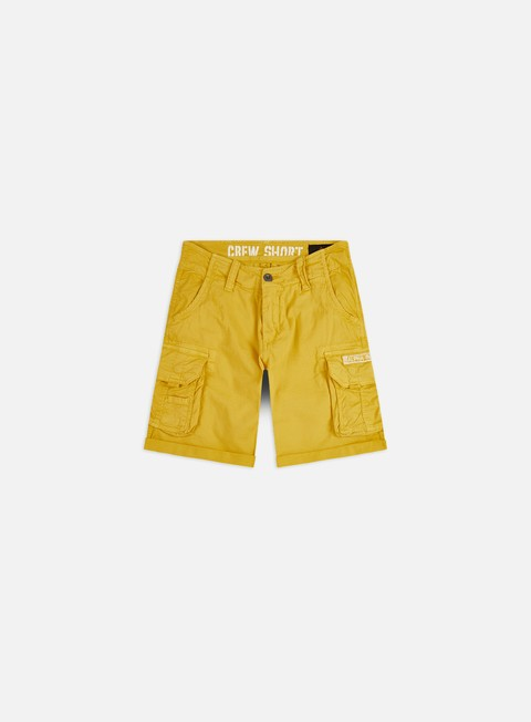 Pantaloncini Alpha Industries Crew Shorts
