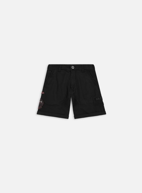 Alpha Industries Kerosene Patch Shorts