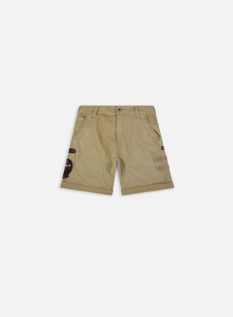 Pantaloncini Alpha Industries Kerosene Patch Shorts