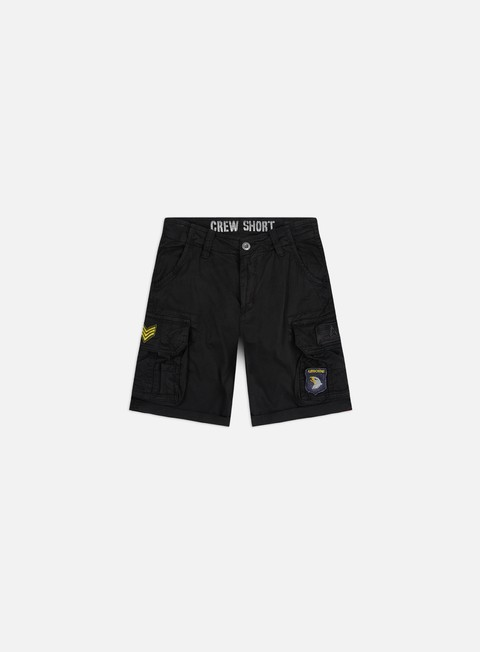 Pantaloncini Alpha Industries Patch Crew Shorts