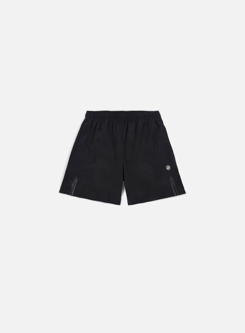 pantaloni asics 7 in slit performance short black