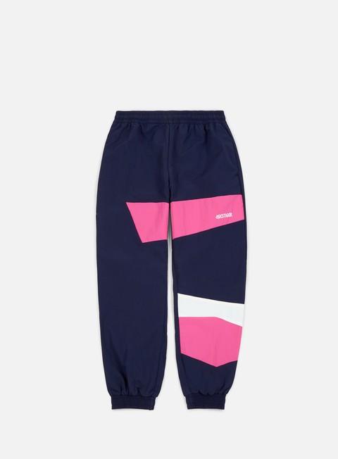 pantaloni asics cb woven track pants peacot