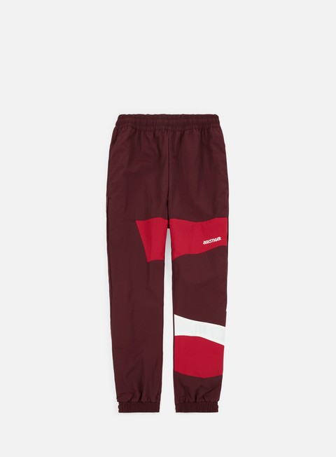 pantaloni asics cb woven track pants port royal